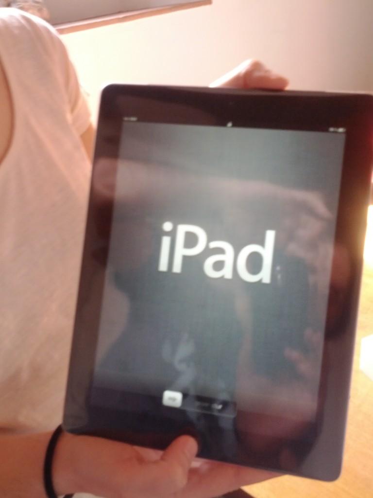 Benvenuto iPad3, Retina Display Resolutionary!