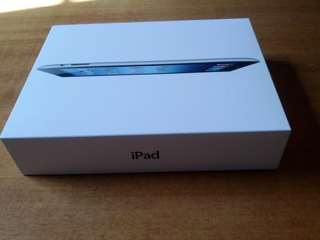 Ipad3, la scatola chiusa