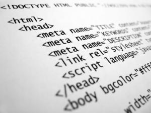 Codice HTML statico - Landing page veloci per SEO