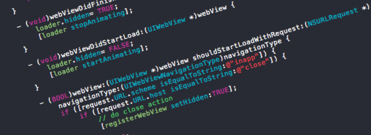 iOS tutorial – Intercettare e gestire inapp i click sui link di una UIWebView