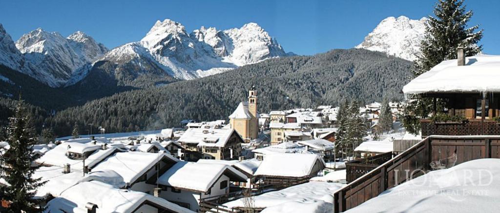 Appartamento in vendita a Cortina