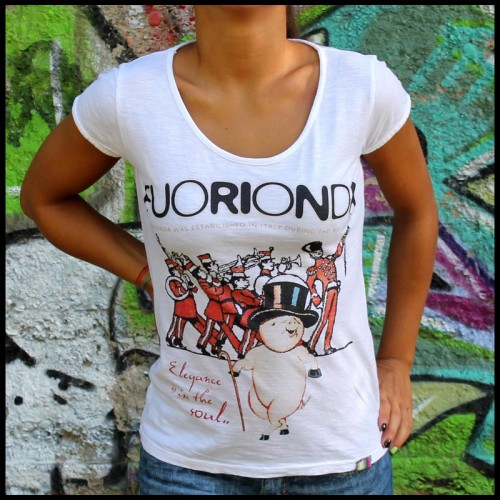 Fuorionda | T-shirt donna