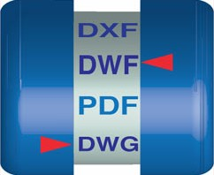 Conversione DXF, DWG, DXB semplice, rapida e soprattutto gratis con iT-Convert