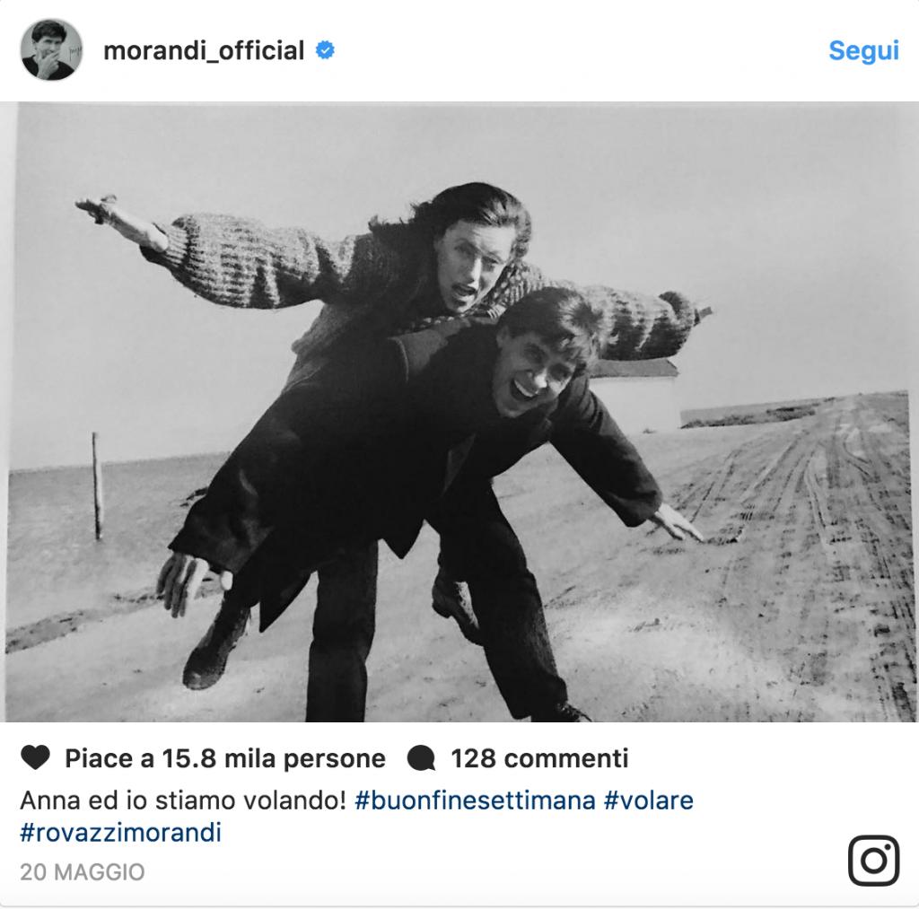 gianni morandi instagram