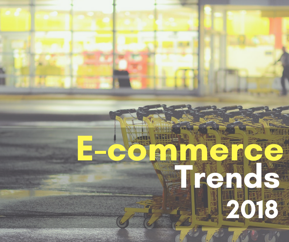 Trends e-commerce 2018